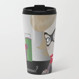 J by Joker Travel Mug