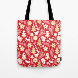 Merry Christmas! Happy new year! Tote Bag