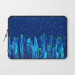 Holidays Cactus In The Snow Laptop Sleeve