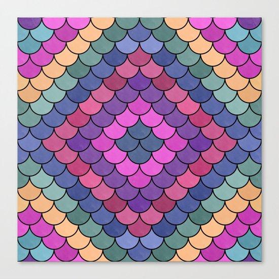 Lovely Pattern CII Canvas Print