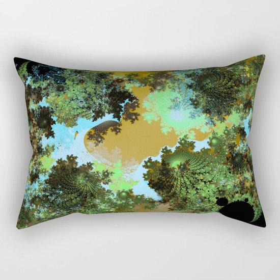 apfel III Rectangular Pillow