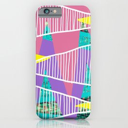 JungleParty iPhone Case