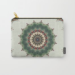 Need a Little Christmas -- Greeting Card Carry-All Pouch