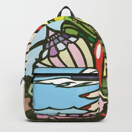 The Island Backpack