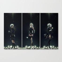 NieR: Automata Canvas Print