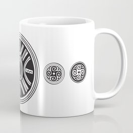 Cucuteni Legacy Coffee Mug