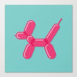 Balloon Dog Canvas Print