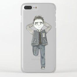 Archie Andrews - Riverdale Clear iPhone Case