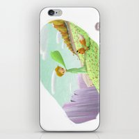 little prince iPhone & iPod Skins featuring LITTLE PRINCE by David Pavon