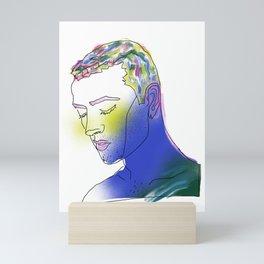 Sam Smith Mini Art Print