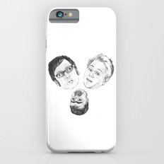 Where's my chippy? iPhone 6s Slim Case