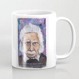 Einstein quote Coffee Mug
