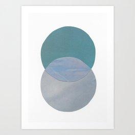 Color Study III Art Print