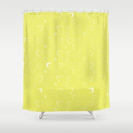Made for you my heart 12 Shower Curtain