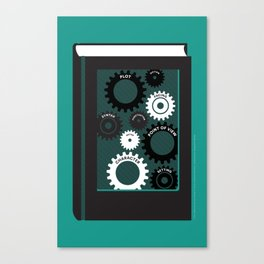The Gears of Craft Canvas Print