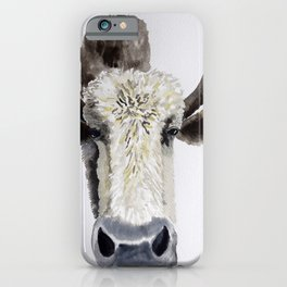 Yak yak yak iPhone Case