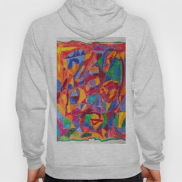 A Face of Contemplation Hoody
