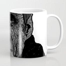 Misterious Man Coffee Mug