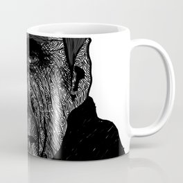 Misterious Man Coffee Mug