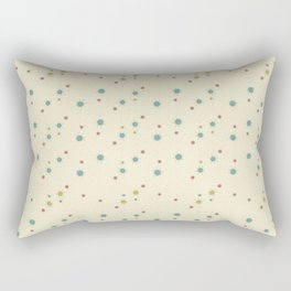 Franciscan Atomic Starbursts Rectangular Pillow