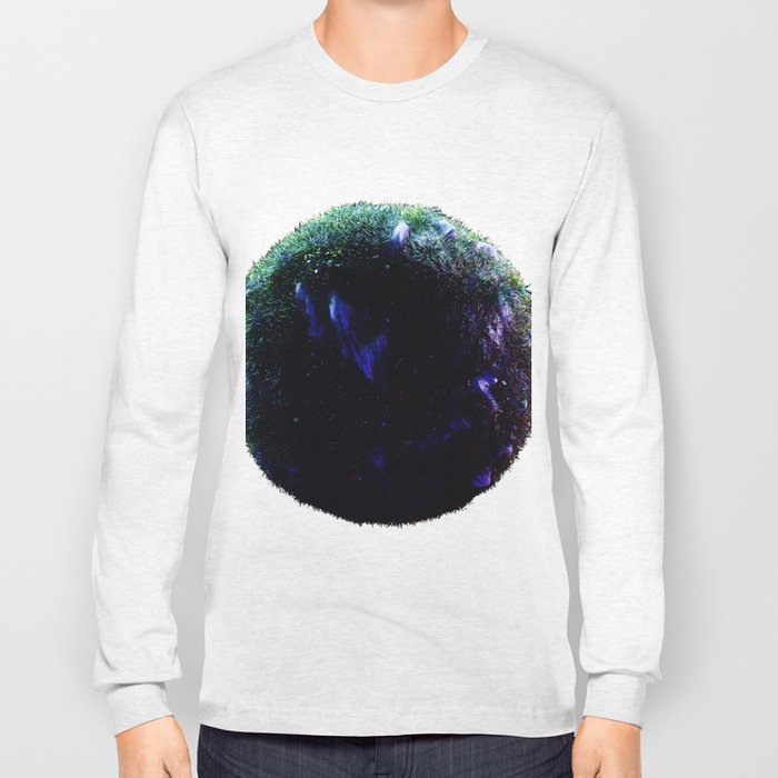 Planet #001 Long Sleeve T-shirt