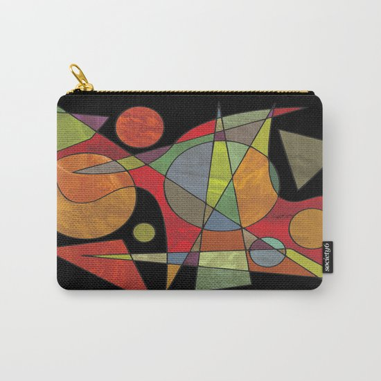 Abstract #304 Carry-All Pouch