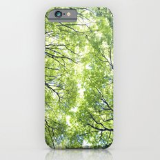 Green Maples iPhone 6s Slim Case