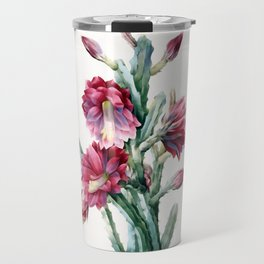 Flowering cactus Travel Mug