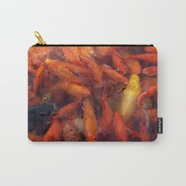 SEA OF GOLD Carry-All Pouch