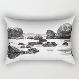 Ocean Rocks Rectangular Pillow