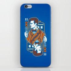 11th of Hearts iPhone & iPod Skin