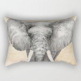 Council of Animals Rectangular Pillow
