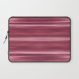 Abstraction Serenity in Rose Laptop Sleeve
