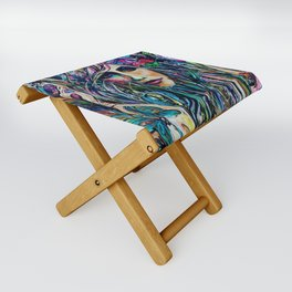 Enchanted Folding Stool