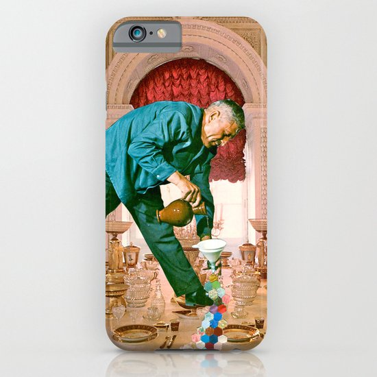 Table Manners iPhone & iPod Case