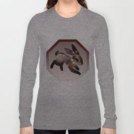 Rabbit Constellation Long Sleeve T-shirt