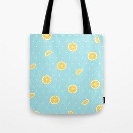 Lemon Squeezy Tote Bag