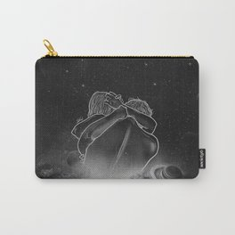 beautifully unfinished b&w. Carry-All Pouch