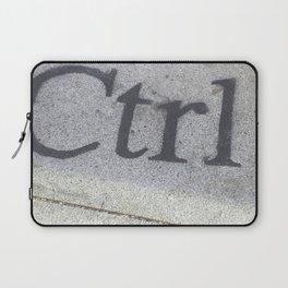 Ctrl Laptop Sleeve