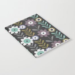 Nocturnal flowers Notebook