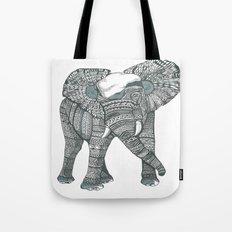 Humble elephant Tote Bag