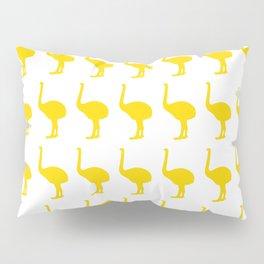 MAD MOA Southern Cross - White Bk Pillow Sham