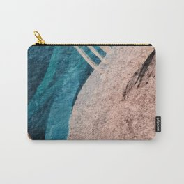 Dark Grace [1]: an abstract watercolor by Alyssa Hamilton Art Carry-All Pouch