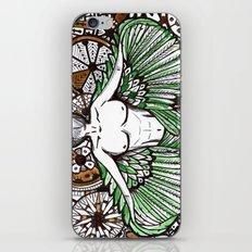 loving her freedom feeling iPhone & iPod Skin