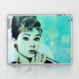Holly Golightly Laptop & iPad Skin