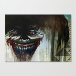 Dark Fantasy Canvas Print