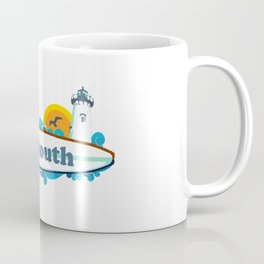 Falmouth - Cape Cod. Coffee Mug