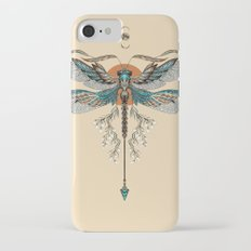 Dragonfly Tattoo iPhone 7 Slim Case