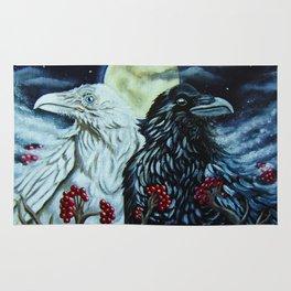 Raven Spirits Rug