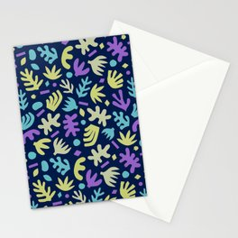 Matisse Paper Cuts // Twilight Garden Stationery Cards